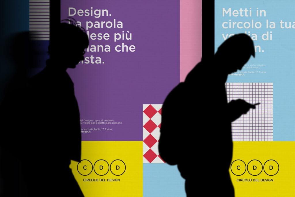 Circolo del Design - Made by Saglietti.